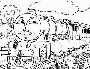 New Thomas And Friends Diesel Coloring Page