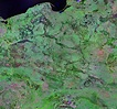 Poland Map and Satellite Image
