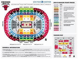 Chicago Bulls Floor Seating Chart