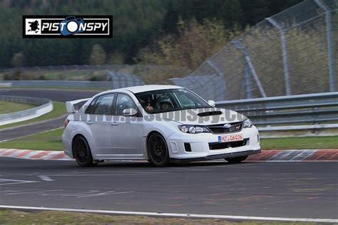 2011 Subaru Wrx Sti Specs by 2011 Subaru Impreza Wrx Sti Spec C News Top Speed