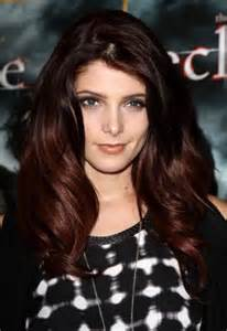 Ashley Greene Auburn Hair Color