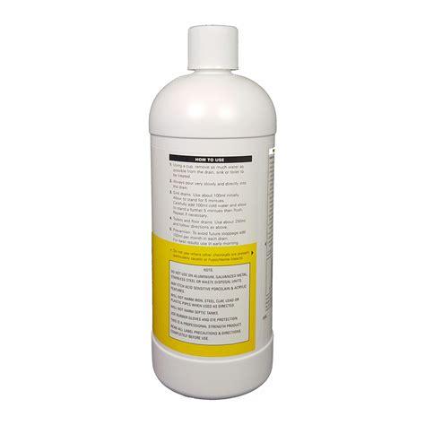 douglas drain cleaner ml