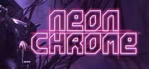Neon Chrome sur PlayStation 4 jeuxvideo