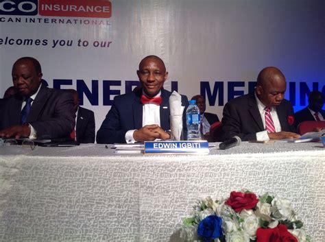 Summary of aiico insurance plc. AIICO Insurance Seeks Shareholders' Nod to Raise Fresh Capital - Business Post Nigeria