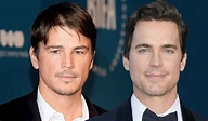 Hollywood Heartthrobs Josh Hartnett And Matt Bomer Coming ...
