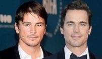Hollywood Heartthrobs Josh Hartnett And Matt Bomer Coming ...