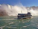 Niagara Falls Boat Tour by Steve Ohlsen