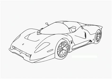 Coloring Cars by Free Printable Sports Coloring Pages For