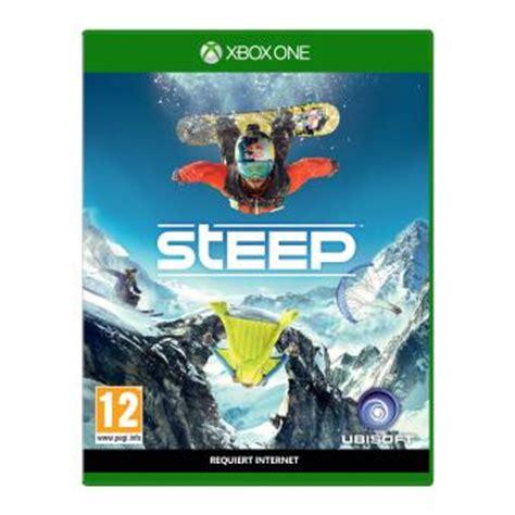 Steep Xbox One Sur Xbox One  Jeux Vidéo  Achat & Prix Fnac
