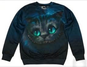 cheshire cat sweater sweater cheshire cats cat sweater hoodie sweatshirt
