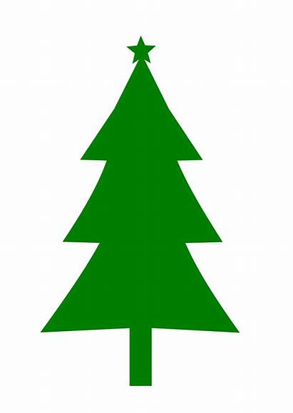 Tree Clipart Christmas Forest Silhouette Trees Transparent