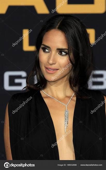 Adria Arjona Actress Nelson Jean Editorial
