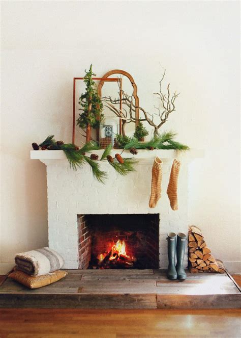 cozy  neutral christmas inspo