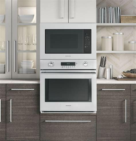 monogram stainless built  microwave oven zebslss