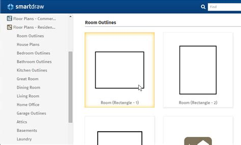 Create A Floor Plan For Free by How To Draw A Floor Plan With Smartdraw Create Floor