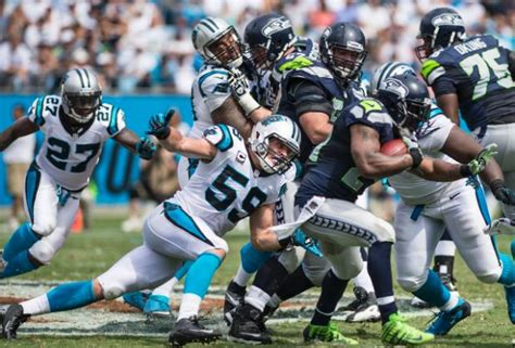 panthers  seahawks   nfc playoff  pick
