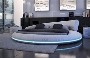 Moderne Betten Mit Led : sam rundbett innocent 180 x 200 cm farbauswahl raisani ~ Bigdaddyawards.com Haus und Dekorationen
