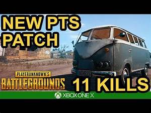 PUBG XBOX UPDATE New PTS Patch Chicken Dinner YouTube