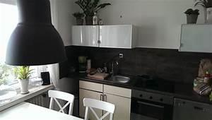 Küche Statt Fliesenspiegel : unsere kleine k che shabbychiceria ~ Markanthonyermac.com Haus und Dekorationen