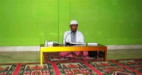 masjid nurul huda temon pengajian tafsir al quran