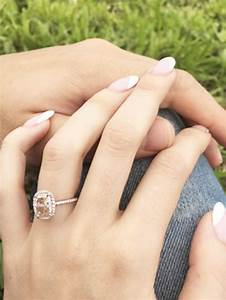 What the average girl considers a quotbigquot engagement ring for Lesbian ring finger wedding rings