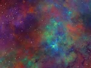 Rainbow Nebula by melissasoup on DeviantArt