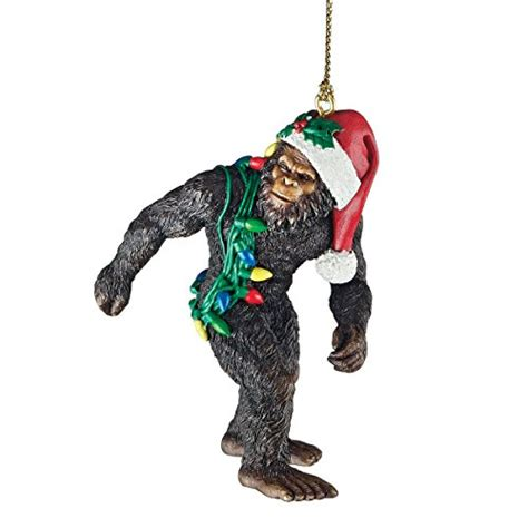 sasquatch christmas decorations and gifts