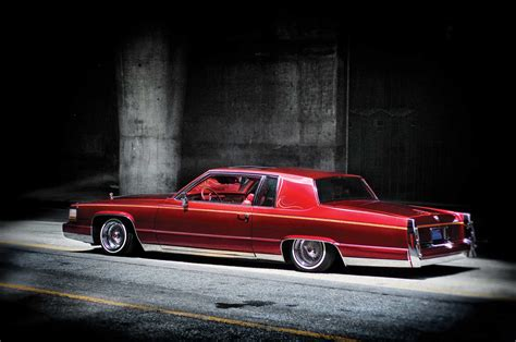 Lowrider Cadillac by 1983 Cadillac Coupe Madly Lowrider