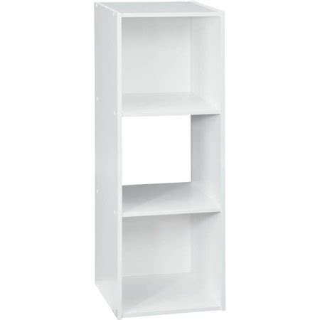 closetmaid stackable 3 cube organizer white closetmaid 3 cube organizer white walmart