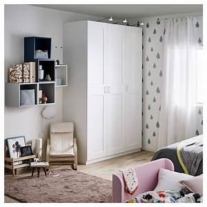 Ikea Schrank Pax : pax wardrobe white grimo white ikea ~ A.2002-acura-tl-radio.info Haus und Dekorationen