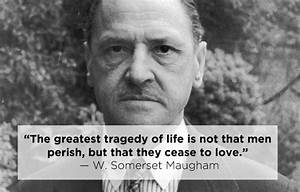 15 Profound Quo... Somerset Maugham Poverty Quotes