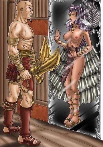 God Of War Hentai
