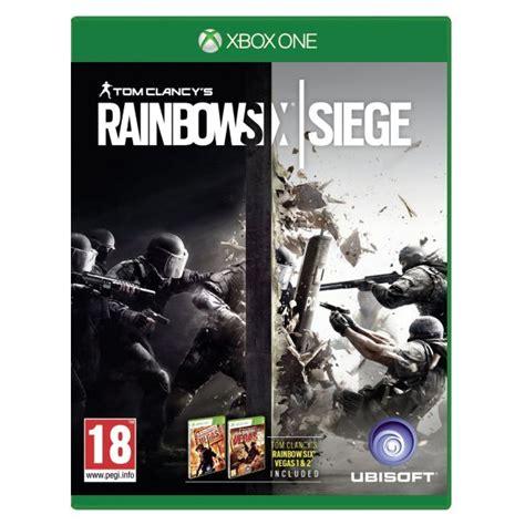 tom clancy 39 rainbow six siege xbox one