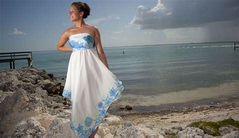 Custom Silk Beach Wedding Dresses And