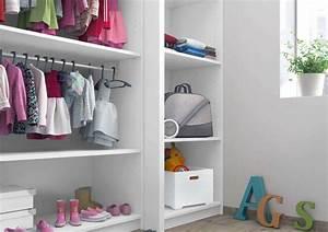 Rangement Chambre Enfants : organiser une chambre d 39 enfant ~ Melissatoandfro.com Idées de Décoration