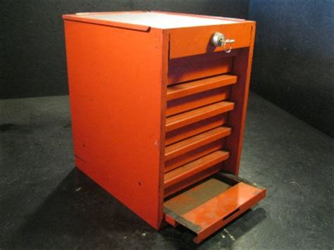 Snap On Side Cabinet Tool Box by Used Snap On Side Cabinet Locker Tool Box 5 Drawers