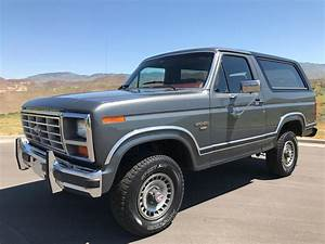 1986 Ford Bronco - Todd C