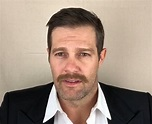 Geoff Stults' height, weight. Athletic body