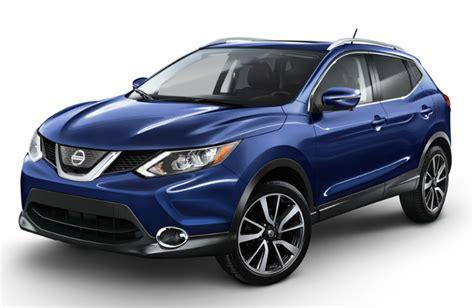 2017 Nissan Rogue Sport Color Options