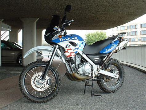 2004 bmw f650gs dakar moto zombdrive