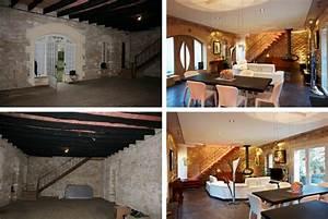 Renovation Maison Avant Apres Travaux : r novation d 39 une maison en pierre en dordogne a3 design ~ Zukunftsfamilie.com Idées de Décoration