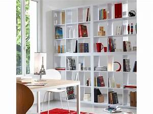 Bibliotheque separation pele mele pinterest for Bibliotheque decoration de maison