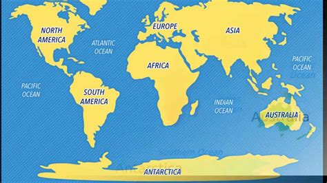 easy   remember world map  steps youtube
