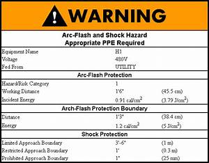 arc flash overview knowledge base design master software With arc flash table