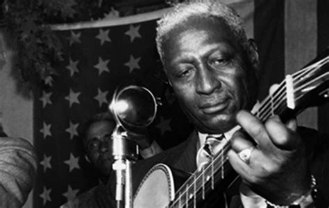 Leadbelly, The Blues And Race