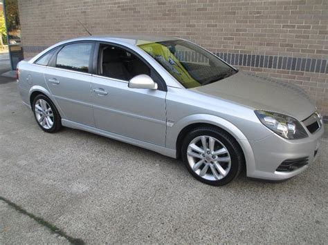 vauxhall silver used vauxhall vectra 2008 manual diesel 1 9 cdti sri 150