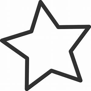 White Star Clip Art at Clker.com - vector clip art online ...
