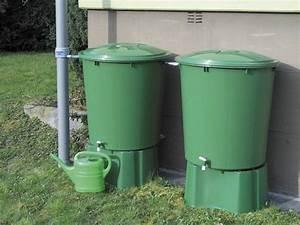 Recupérateur Eau De Pluie : r cup rateur d 39 eau de pluie gardena double 1020 litres ~ Premium-room.com Idées de Décoration