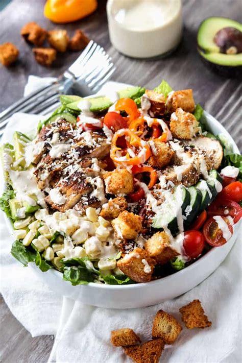 chicken caesar salad  lemon basil chicken carlsbad
