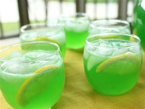 green punch recipe trisha yearwood food network